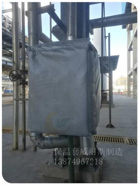 宣威源头厂家蒸汽管道可拆卸式保温衣