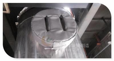 可拆卸反应釜保温被节能
