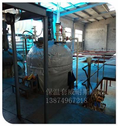 阀门可拆卸式软质保温衣服务好上海
