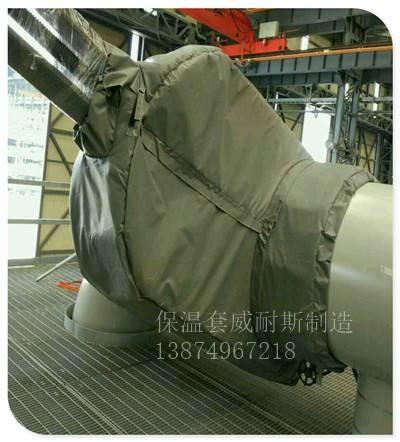 凉山蒸汽管道可拆卸式保温套保温工程