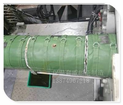 可拆卸隔热垫保温衣保温方案
