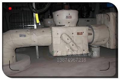 兴安可拆卸式注塑机保温衣生产厂家