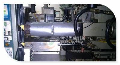 可拆卸纺丝厂保温衣性能