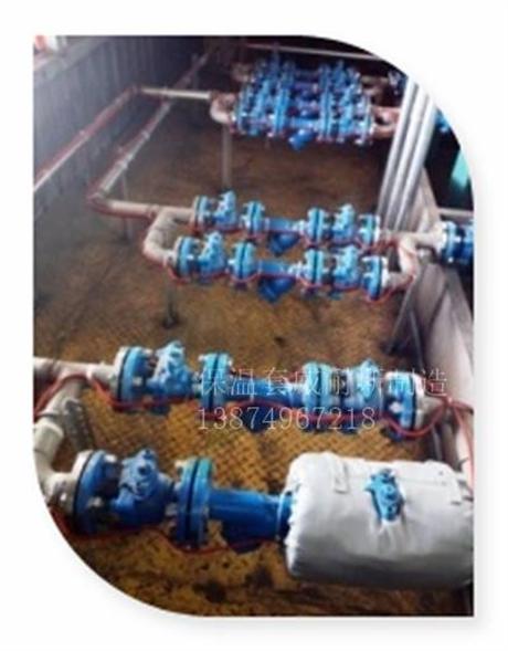 工业防冻电热毯保温衣                    安装方便
