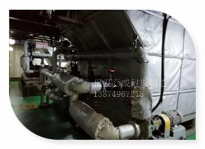 可拆卸潜艇隔热套哪里能定制
