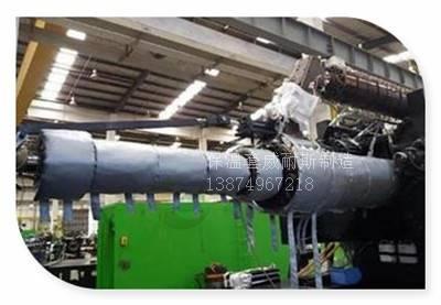 宁夏石嘴山可拆卸式硫化机保温包解决方案