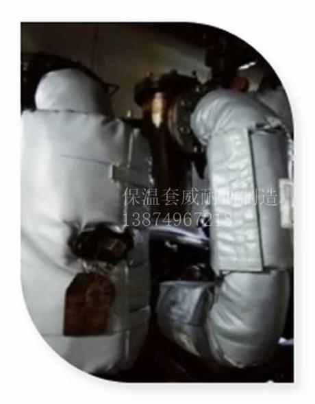 菏泽热交换器保温夹克拆卸方便