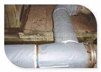耐高溫硫化機鍋蓋軟保溫