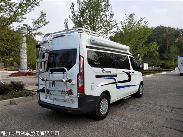 衢州福特新世代b型房车国六报价图片