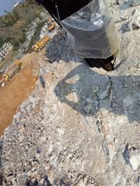 露天開采石頭劈裂棒遼源