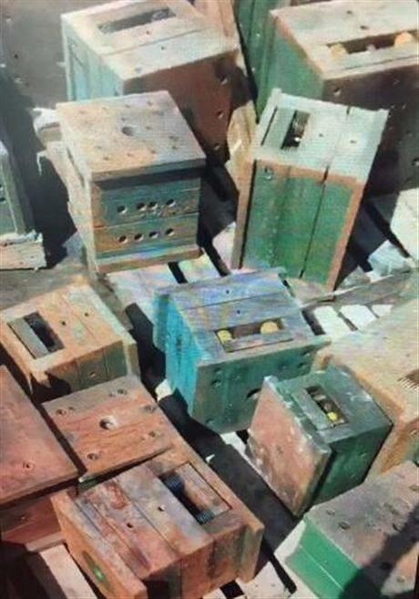 深圳龙华区二手五金模具回收价格