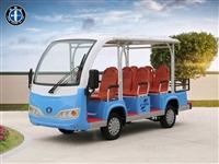 鴻暢達新款8座電動觀光車(帶貨箱)