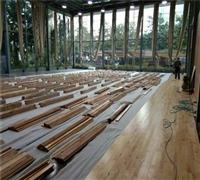体育场木地板  篮球馆专用木地板厂家直销,上门安装