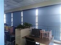 西安電動窗簾定做,電動窗簾軌道,辦公窗簾安裝