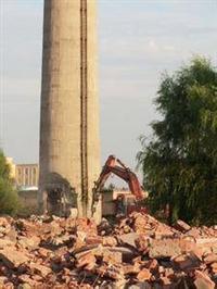 江西上饶烟囱机械拆除公司