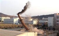 龍巖拆除砼煙囪公司
