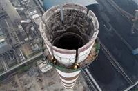 四川泸州烟囱爆破拆除公司