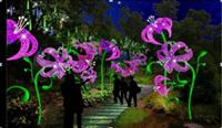 灯光展安装厂家园林亮化