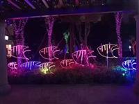 灯光展销售工厂节日亮化