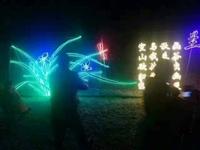 灯光展安装工厂商场亮化