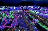 灯光展安装厂家夜景亮化