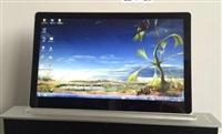 无纸化会议系统品牌 无纸化会议一体升降触摸屏17.3寸双屏