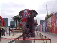 景区机械大象出租