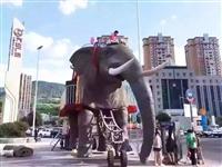 机械大象设备出租价格