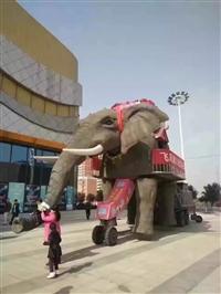 大型骨气机械大象出租
