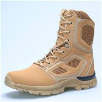 马格南作战靴磨砂皮靴子 户外靴沙漠军靴 精锐蜘蛛靴一件代发