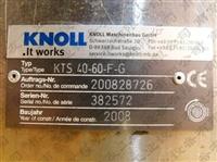 KTS25-50-F-G科诺KNOLL机床加工中心螺杆  泵KTS25-38-T5-A-G-KB