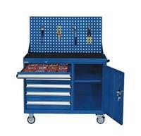 抽屉式工具车移动工具柜工具车
