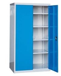 ?#23548;?#37325;型双开门置物柜抽屉置物柜