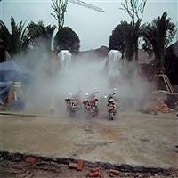 園林人造霧設備 景觀冷霧設備 全自動高壓噴霧造景設備