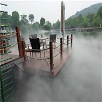 假山人造霧系統 庭院冷霧造景系統 園林噴霧造景系統