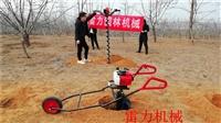 种树挖坑机优选螺旋钻坑机