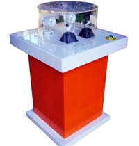 科技展品科普器材教学仪器-光压风车