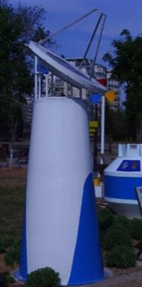 科技展品科普器材教学仪器-太阳能温差发电