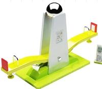 科技展品科普器材教学仪器-翘翘板发电