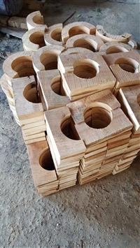 荆州空调木托市场价格管道木托