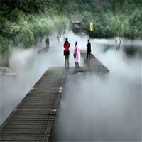 溫泉人造霧設備 別墅人造霧系統 花園人造霧主機