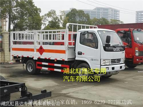 东风多利卡气瓶车可运输液化气等