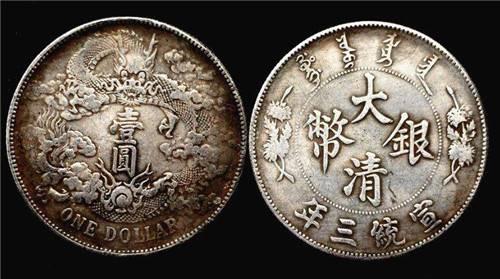 清大清银币长须龙的价格从 几方面入手
