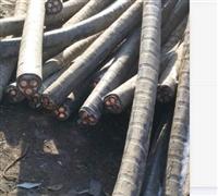 中山耐油耐寒線纜回收站