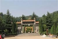 洛陽陵園l北邙南山陵園面貌更新