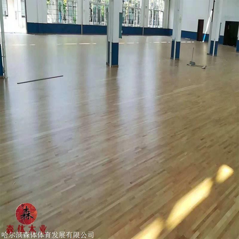 山西体育木地板厂家