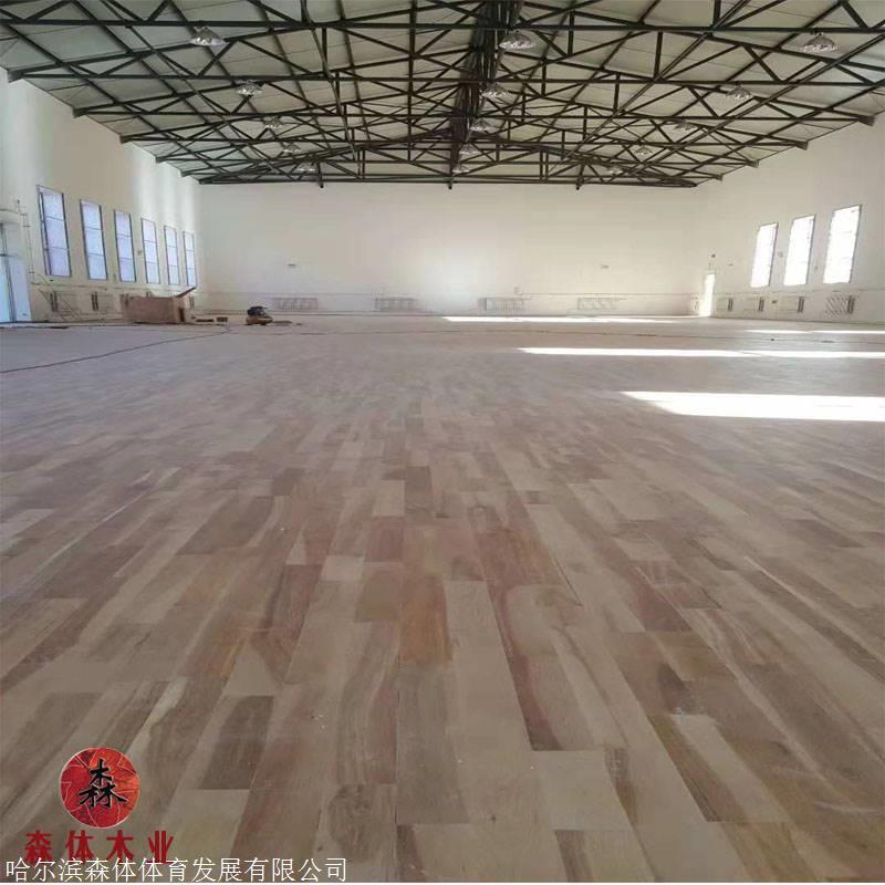 体育木地板,篮球木地板施工要求