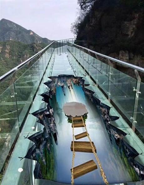 玻璃观景平台造价与技术要求