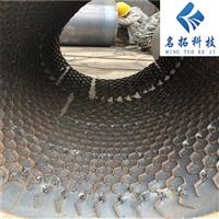 碳化硅耐磨胶泥ZB707 水泥厂防磨胶泥质量稳定