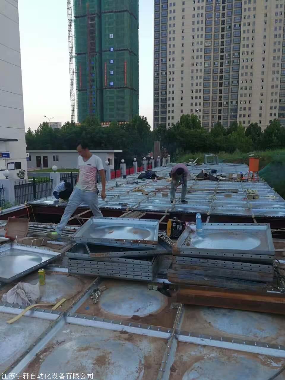 淄博地埋式箱泵一体化优势